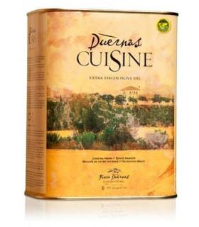Natives Olivenöl Extra Duernas Cuisine 3 L