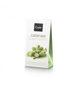 Catànies Green Lemon Cudié 80 g
