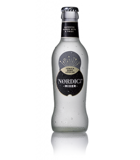 Nordic Mist Tonic Water Zero Kalorien - Nordic Mixer 6 Flaschen 20 cl