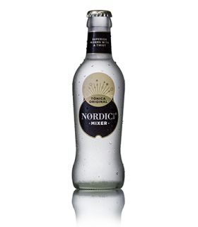 Nordic Mist Tonic Water - Nordic Mixer 6 Flaschen 20 cl