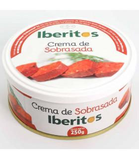 Sobrasada Creme Iberitos 250 gr