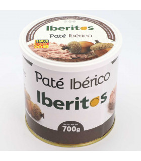 Paté Ibérico Iberische Paté Iberitos 700 g