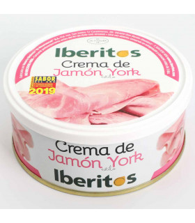 York Schinkencreme Iberitos 250 gr
