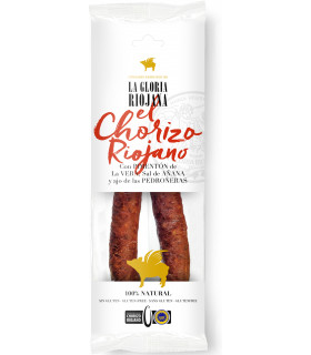 Chorizo riojano La Gloria Riojana 280 gr